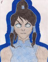 Avatar Korra by Finnisawesome79