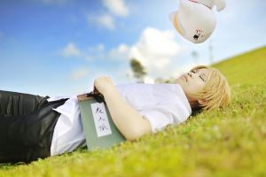 Natsume Yuujinchou: after school by xrysx