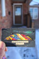 Unsuccessful Business Card by KeswickPinhead