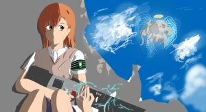 Railgun And a Railgun by ThatZACHARY117