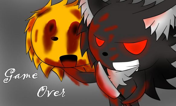 GAME OVER.....DRAGO by DragonLio