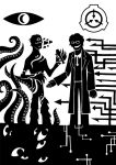Night Vale SCP Foundation Crossover by SunnyParallax