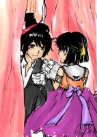 CLAMP :Akira and Utako: by insanetourist06