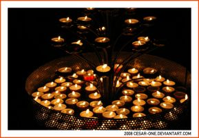 candles by cesar-one