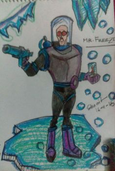 Mr.FreeZe by ShamitAhmed