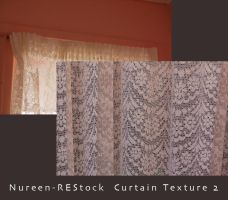 Curtain Textures 2 by nureen-REStock