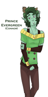 Prince Evergreen by XombieJunky