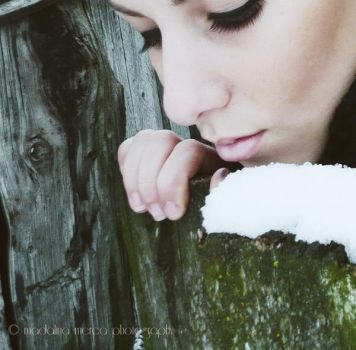Snow on me by pepytta