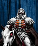 skull knight by neronin