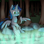 Midnight Melody by Espeonna