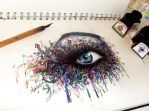 Graffiti Eye by AdeebaT