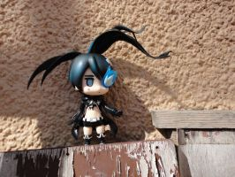 Reflexion - Black Rock Shooter by Odessa-Himijo