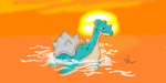 Lapras by unicornz6