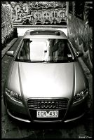 Back Alley Car by BreakFreePhotography