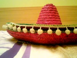 Spain Hat by KarmiCookieMonsta
