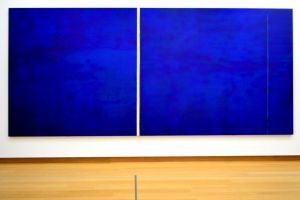 The Big Calm Colour Field Theory Paintings by aegiandyad