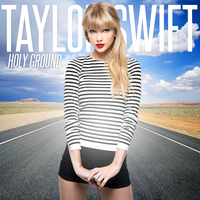Holy Ground - Taylor Swift by AgynesGraphics