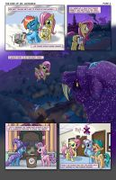 The Rise of Dr. Adorable - Page 2 by GiantMosquito
