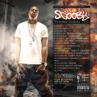 Mixtape Cover: D.J. Scooby: Vol. 12 by MadSDesignz