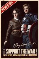 America Needs You! by samsophotography