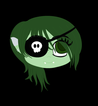 Happy Haunting! Azori as a Goblin by PoisonCupcakeXP