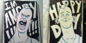 Happy/Angry by phillip-r