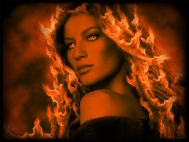 Fire by m1guel71