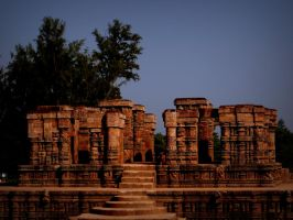 Konark, Sun Temple. by The--Dark--Knight
