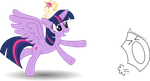 And Twilight chased after the benzene ring... by RadicalFish7