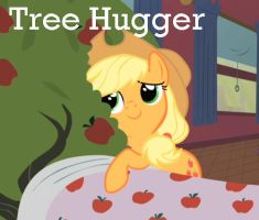 Tree hugger by AbsentParachute