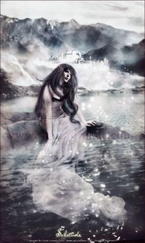 :: In my Solitude :: by NaIniE