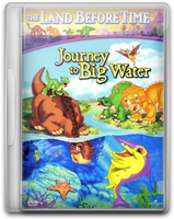 The Land Before Time: Journey To The Big Water by Movie-Folder-Maker