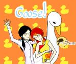 Duck. Duck. Goose! by IcyFlames296
