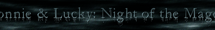 Night of the Mages! Gamelogo! by hubworld23
