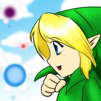 Young Link Icon by shamira-g