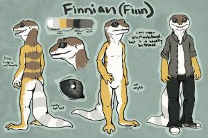 Finnian (Lost and Found) by HereLiesDeadSquirrel