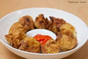 Crispy wanton by patchow
