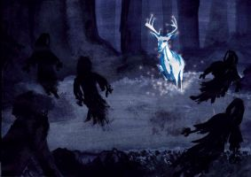 Expecto Patronum by AngelicArt