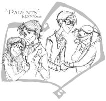 Parents - R_HR100 by lberghol
