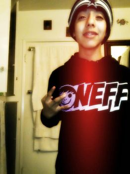 Neff :D by ElliotLovesPancakes