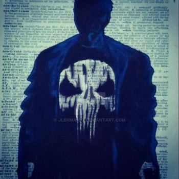 The Punisher by JLehman77