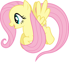 Vector #93 - Fluttershy #7 by DashieSparkle