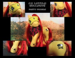 My Little Party Poison by maskedzone
