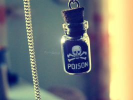 Baby, you're poison by PeerlessRedberry