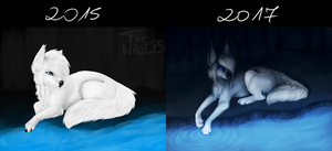 ~White Wolf: 2015/2017~ by Dokuseishi