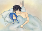 Gray x Juvia: Stay With Me by Chareon