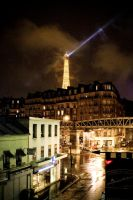 Paris by night by spinal123