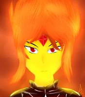 Flame Princess by SirANarchy95