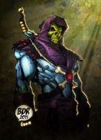 Skeletor by Labguyinwa by GavinMichelli