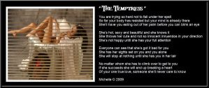 The Temptress by VisualPoetress